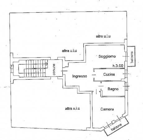 foto Scheda abitazione Bilocale via Giuseppe Mazzini 2, Albino