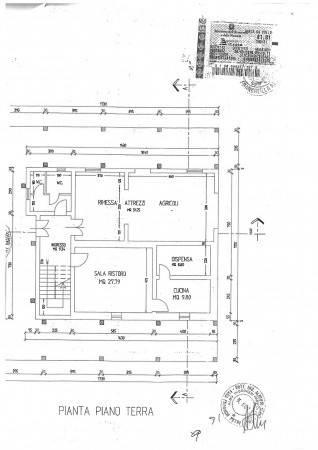 foto Piano terra Country house, to be refurbished, 183550 sq.m., Cellino Attanasio