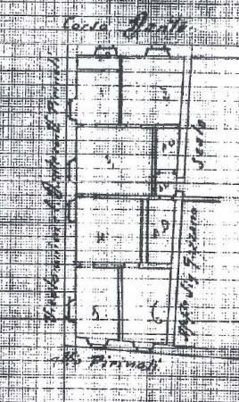 foto planimetria Appartamento via matteotti, 16, Imperia