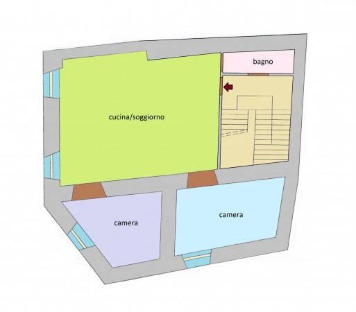 foto  Apartment excellent condition, first floor, Castel Vittorio