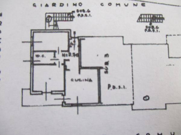 foto  3-room flat via Sante Calvi 24, Piazza Brembana