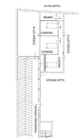 foto  Trilocale piazza Tommaso Campanella 23-5, Torino