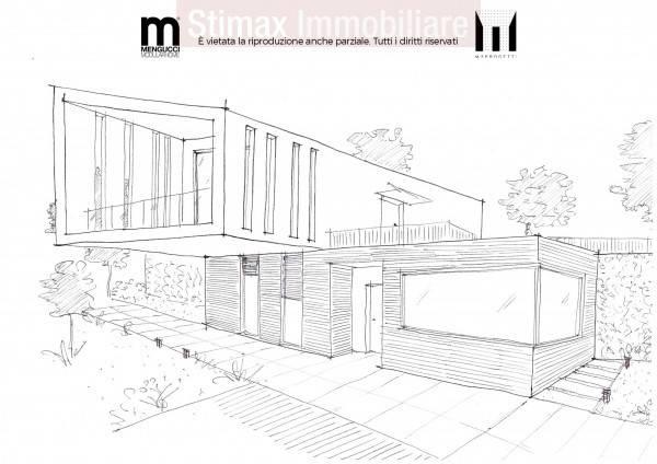 foto plan1 Villa, nuova, 240 mq, Castelnuovo Rangone