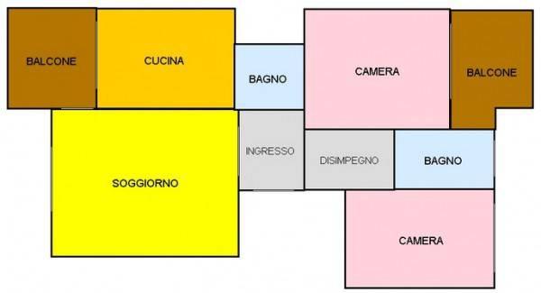 foto  Trilocale via Cesare Battisti, 12, San Donato Milanese
