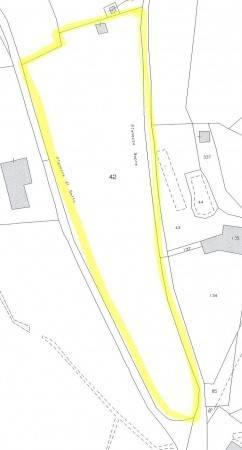 foto planimetria Terreno agricolo in Vendita a Verona