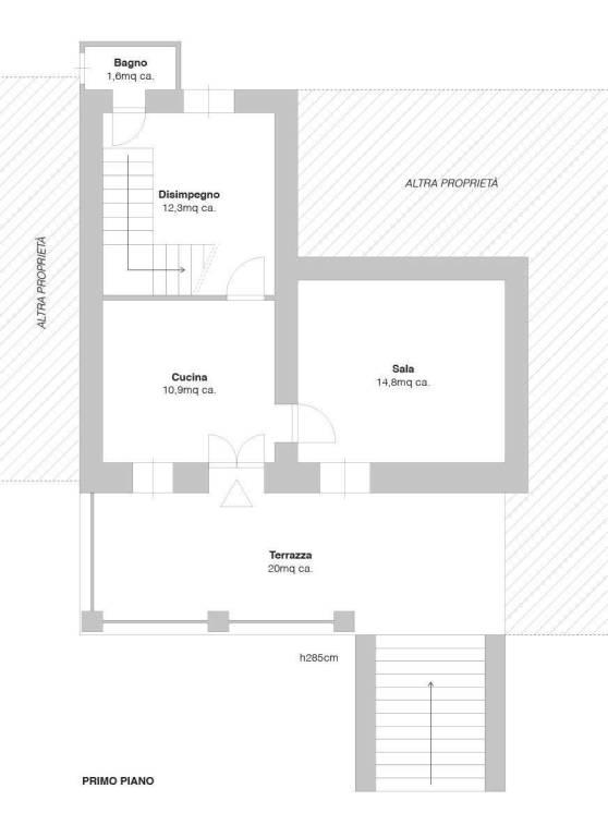 foto  Casa indipendente La Villa 38, San Benedetto Val di Sambro