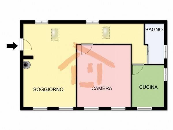 foto  2-room flat Strada Regionale di Antagnod 47, Ayas