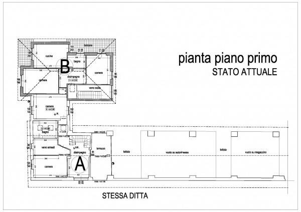 foto piano primo Country house, excellent condition, 502 sq.m., Moncalieri