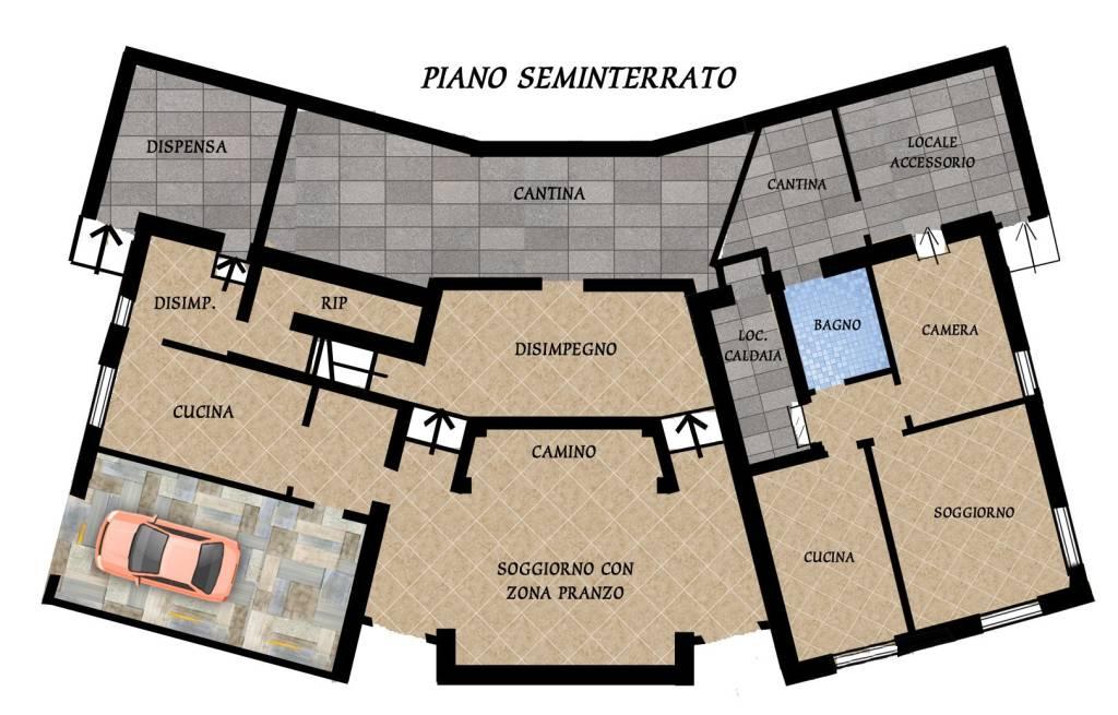 Vendita Villa unifamiliare in via per Bregazzana Varese ...