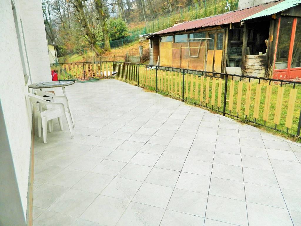 foto terrazza Villa bifamiliare viale Poletti, Alta Valle Intelvi