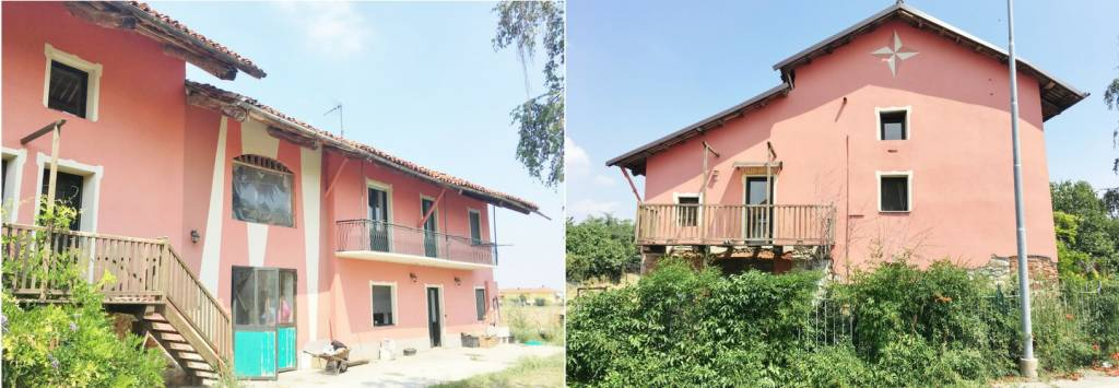foto panoramica Detached house 250 sq.m., good condition, Villafalletto