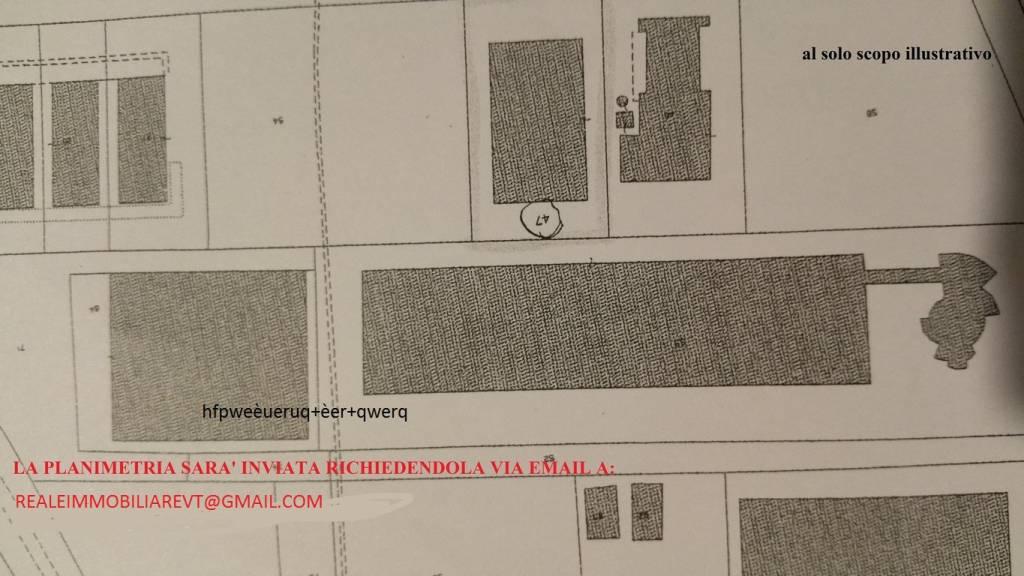 foto planimetria Negozio in Affitto a Montefiascone