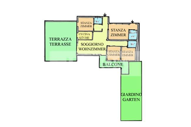 foto  Apartment Buchholz, Salorno