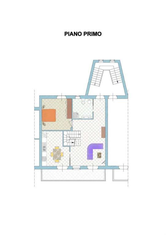 foto P-piano primo Loft via Mario Bertolino, Bricherasio