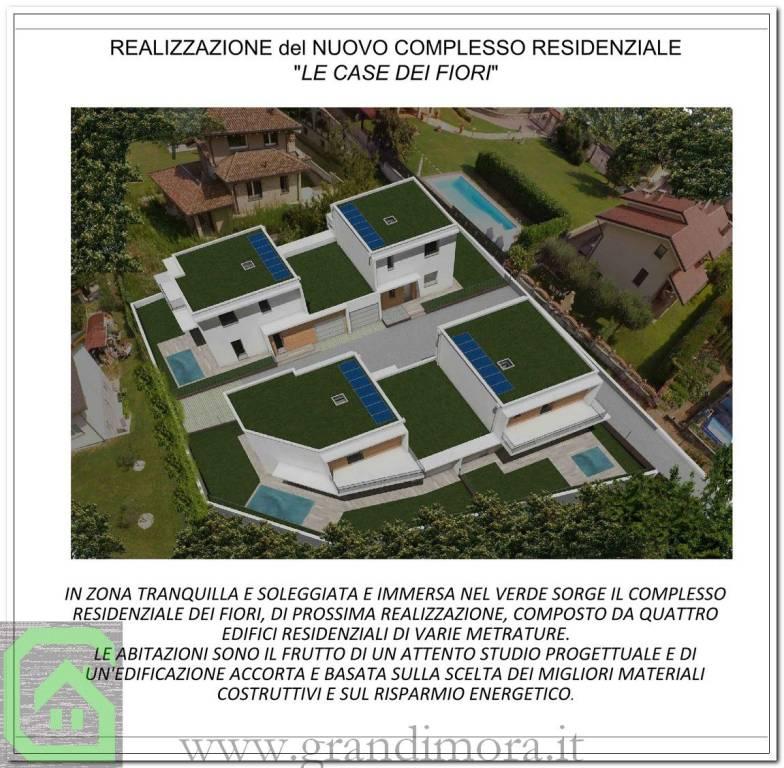 foto  Villa unifamiliare, nuova, 209 mq, Pian Camuno