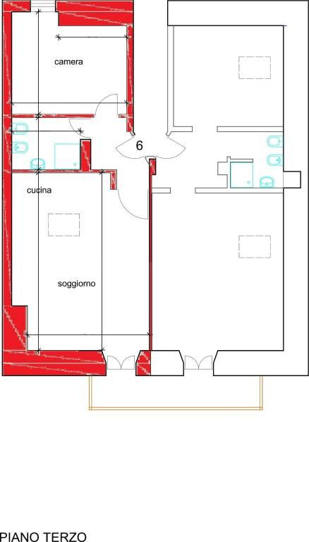 foto  2-room flat good condition, third floor, Gressoney-La-Trinitè