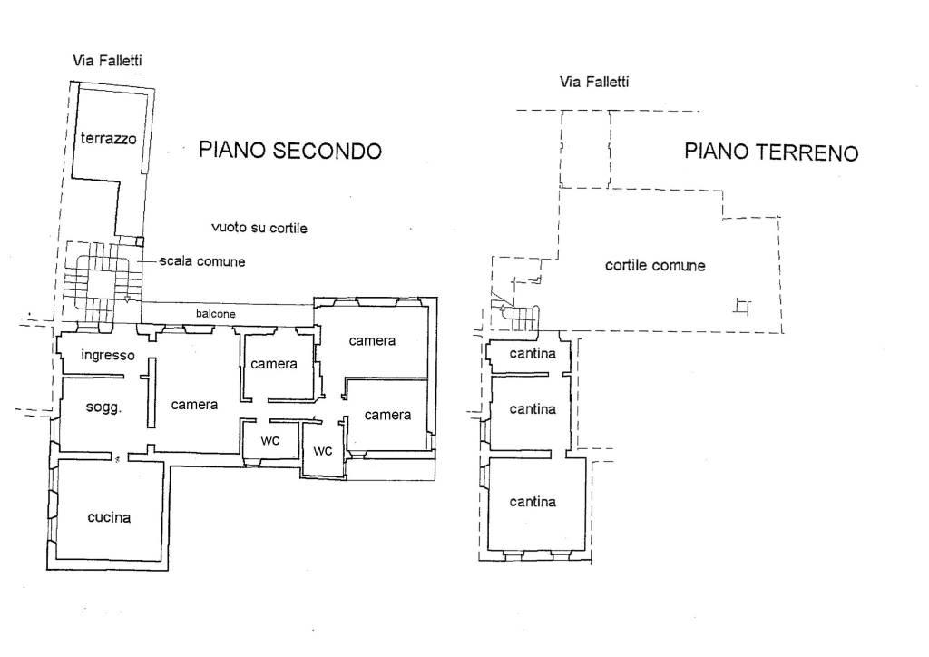 foto  Appartamento buono stato, secondo piano, Fossano