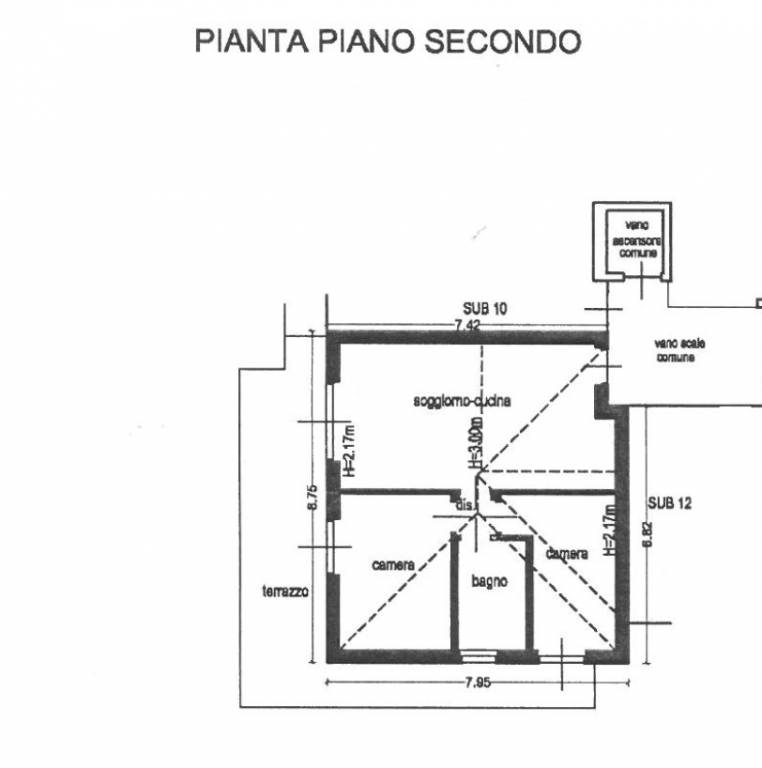 foto Appartamento Attico / Mansarda via Giosuè Carducci 8, Dro