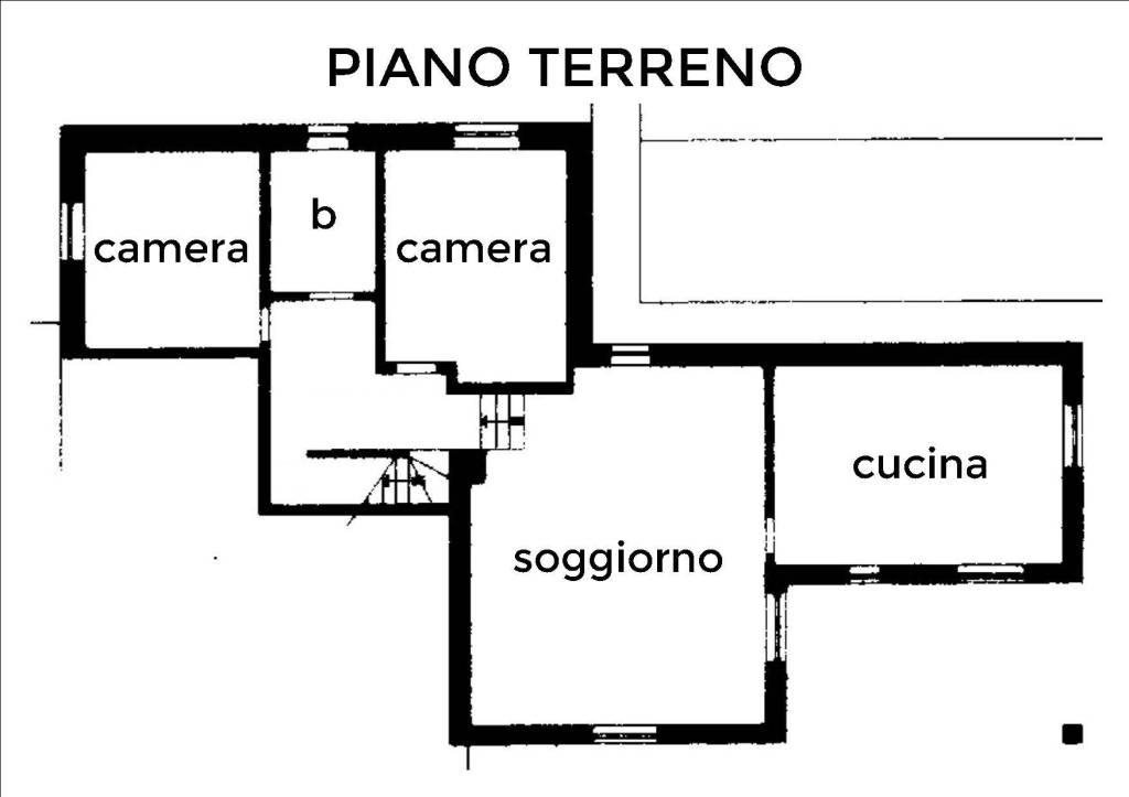 foto Piano terreno Single family villa via dei Finelli, Riva Presso Chieri