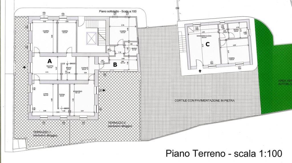 foto Piano terreno 4-room flat via Avigliana 29, Almese