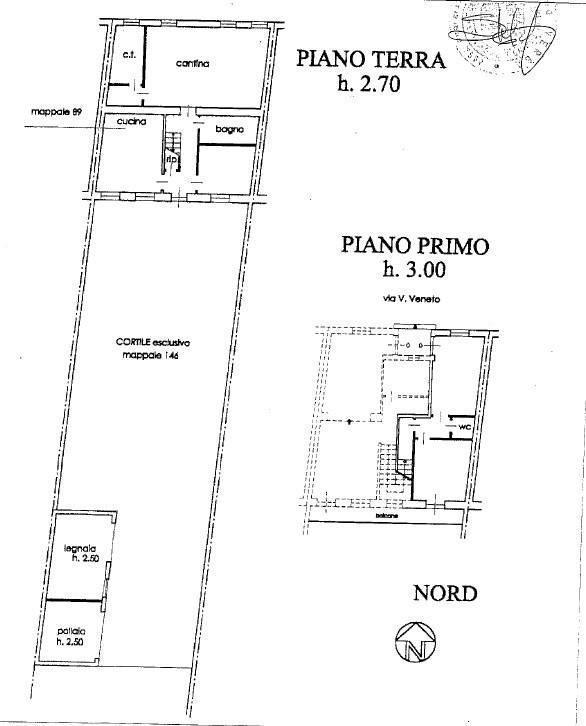 foto Plan1 Casa indipendente via Vittorio Veneto, Caluso