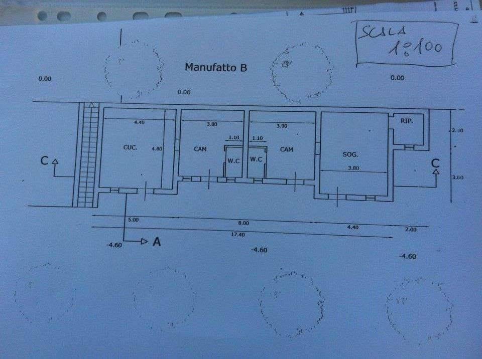 foto  4-room flat via Litoranea, Mattinata