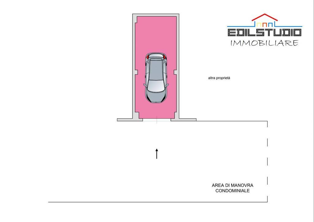 foto PLANIMETRIA Box o garage 32 mq, Scandicci