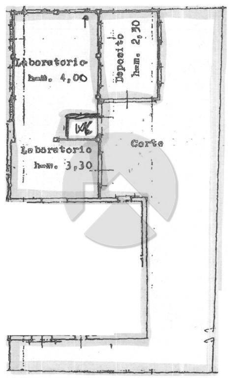 foto PLANIMETRIA Capannone in Affitto a Longiano
