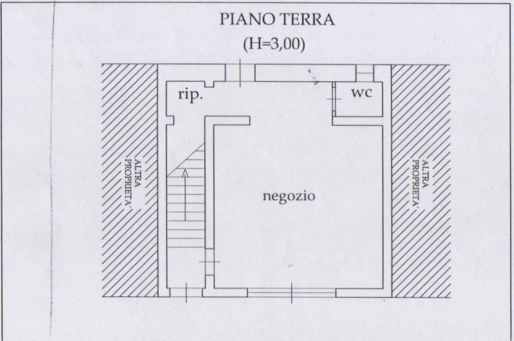 foto planimetria Casa indipendente piazza Duca degli Abruzzi 13, Sant'Egidio alla Vibrata