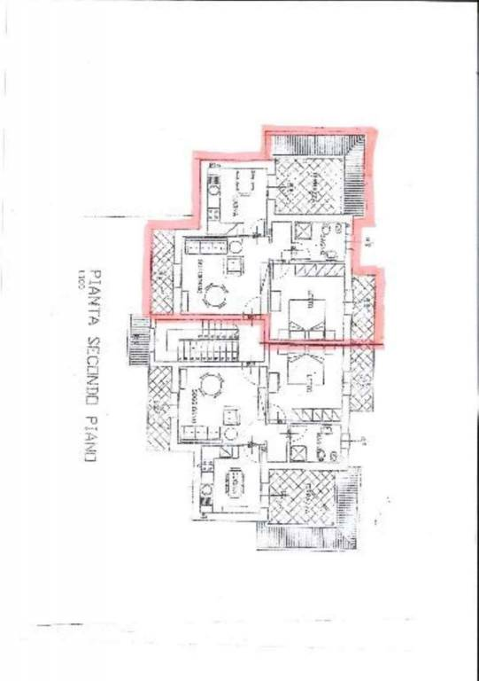 foto  2-room flat via Pace, Pieve San Giacomo
