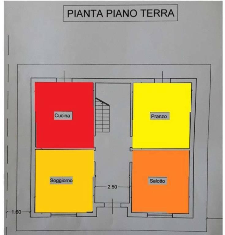 foto PIANO TERRENO Casa indipendente via DELLE MOLINA, Signa