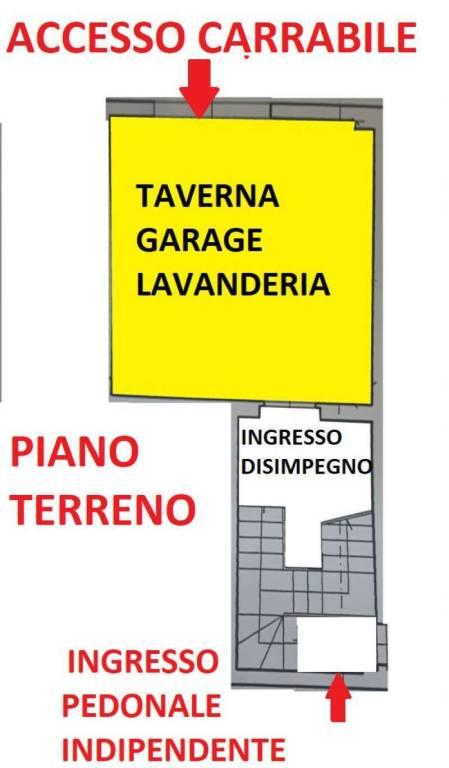 foto PIANO TERRA Casa indipendente via PISTOIESE, Signa