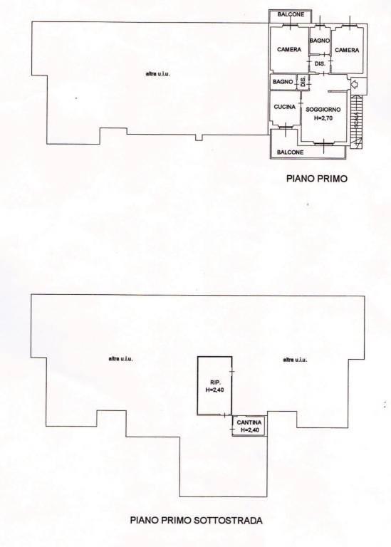 foto  4-room flat via 1 Maggio, Oltrona di San Mamette