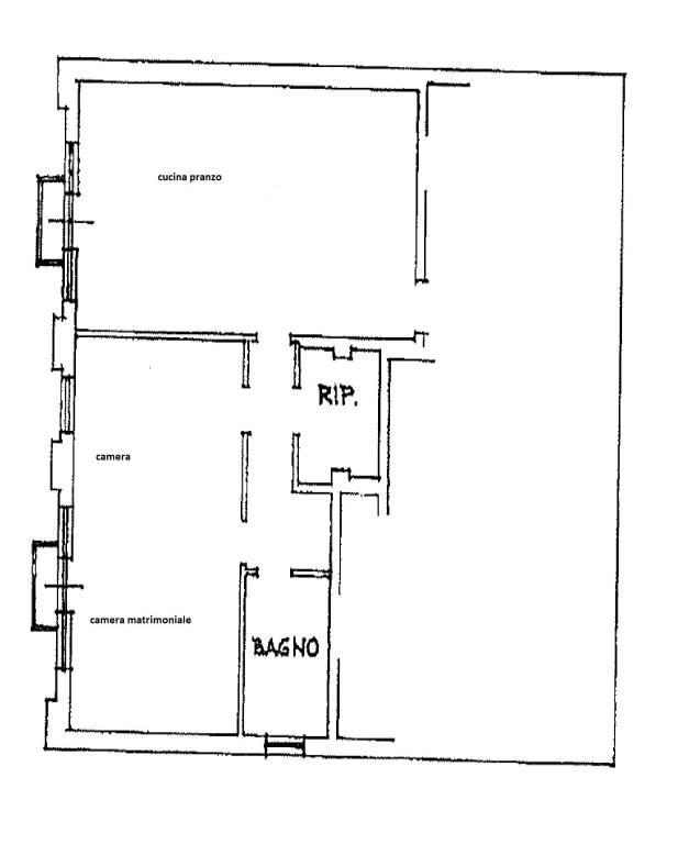 foto appartamento 3-room flat piazza Oberkochen, Montebelluna