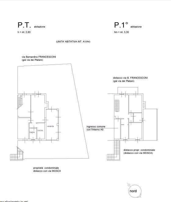 foto  3-room flat via Francesconi, 20, Trevignano Romano