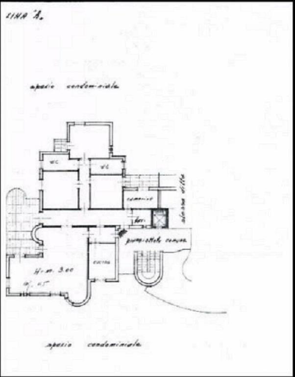 foto planimetria 1 Appartamento via Livorno, Aci Castello