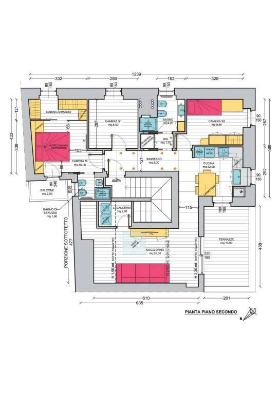 foto  4-room flat via Santuario, Alzate Brianza