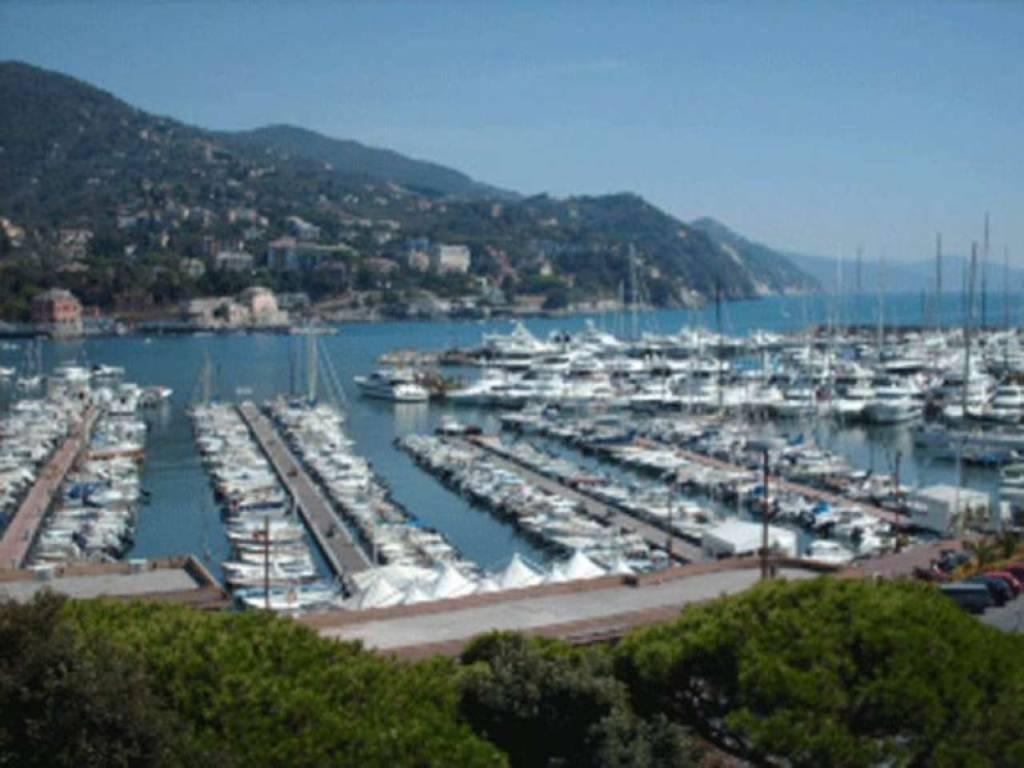 foto vista porto rapallo 3-room flat corso assereto, Rapallo