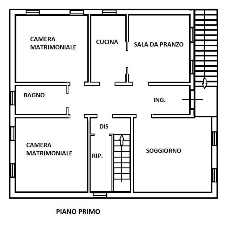 foto  Villa unifamiliare via Umberto I, Casalserugo