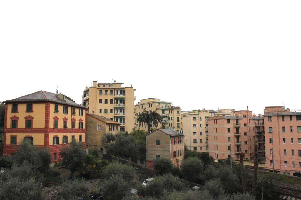 foto  Trilocale via Lorenzo Ghiglini, Genova