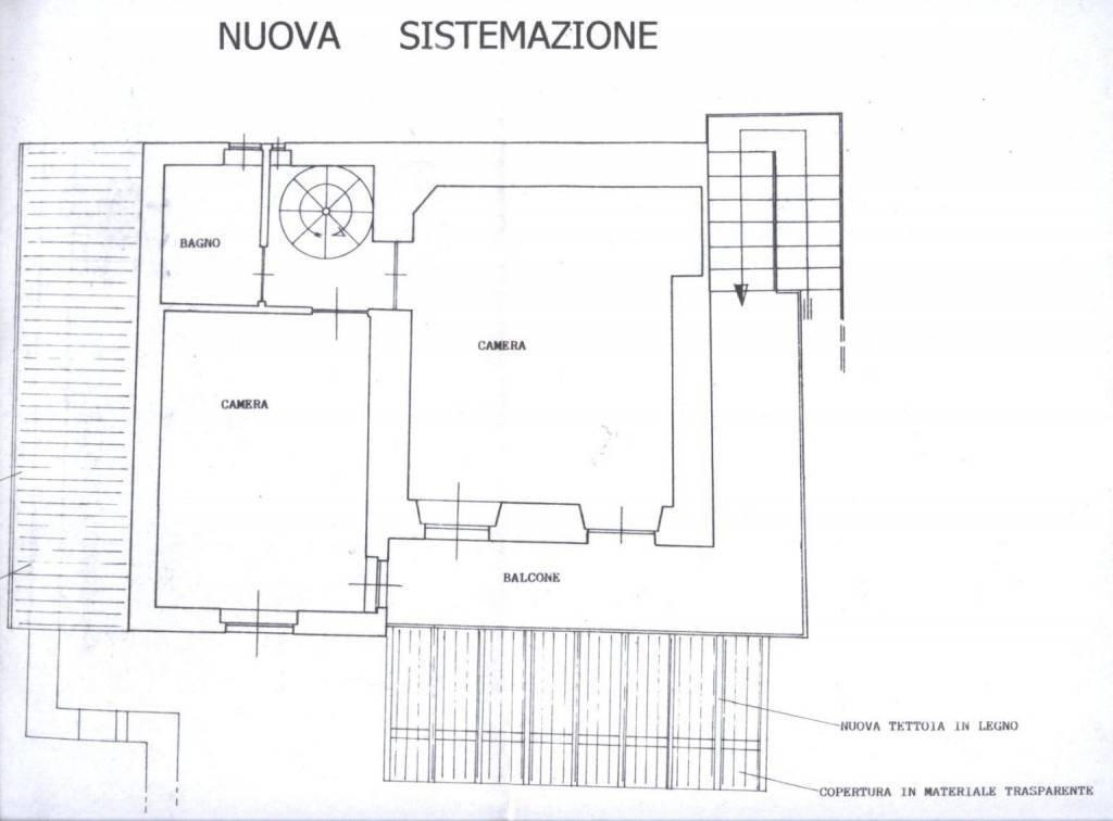 foto plan Detached house frazione Bottonasco, Valgrana
