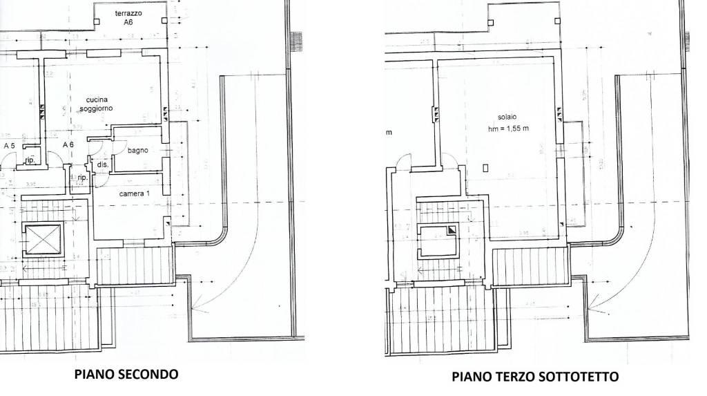 foto  3-room flat Strada Rossana, Busca