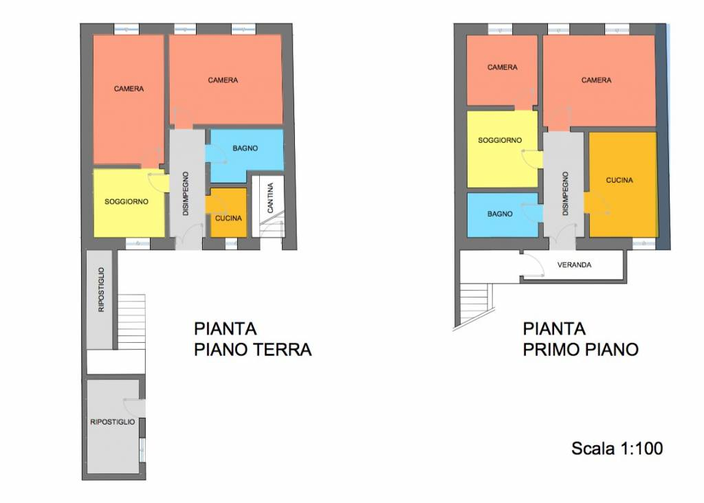 Vendita Casa Indipendente Pasian Di Prato Da Ristrutturare