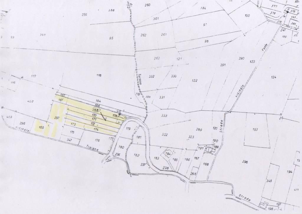 foto piantina Rustico, da ristrutturare, 121 mq, Torano Nuovo