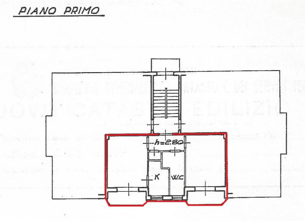 foto Planimetria appartamento Bilocale via Pier Luigi Audisio, Sommariva del Bosco