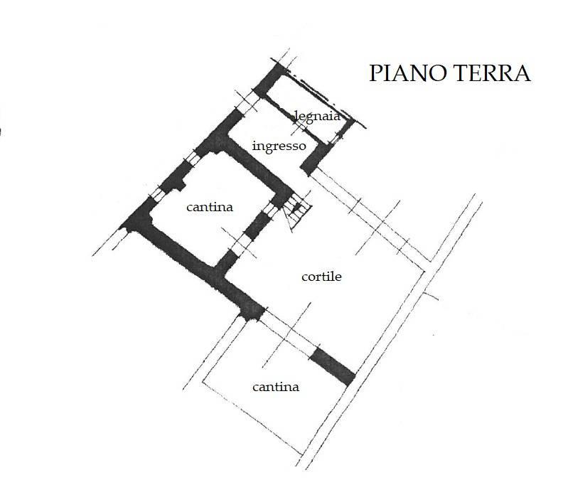 foto PIANO TERRA Casa indipendente 257 mq, da ristrutturare, Dro