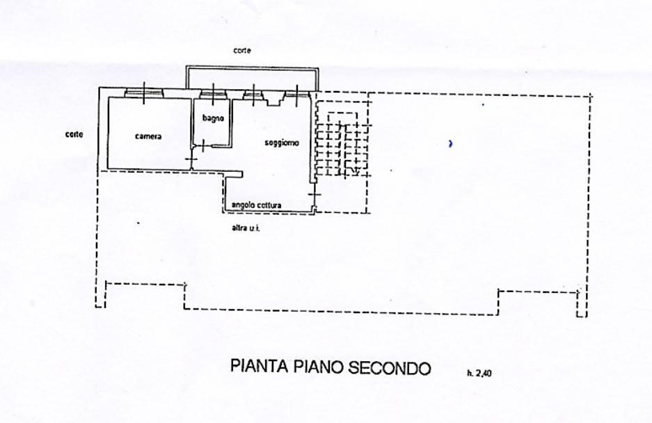 foto PIANTINA 2-room flat via Eyematte Weg, Gressoney-Saint-Jean