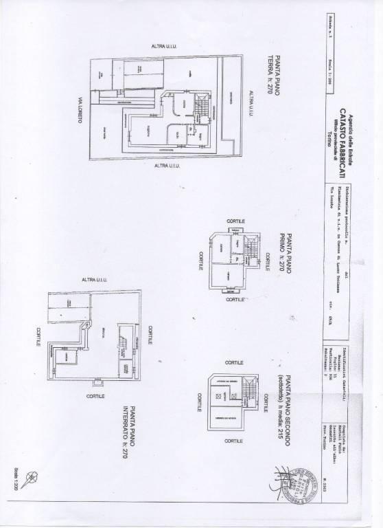foto  Single family villa via Loreto 49-A, Lanzo Torinese