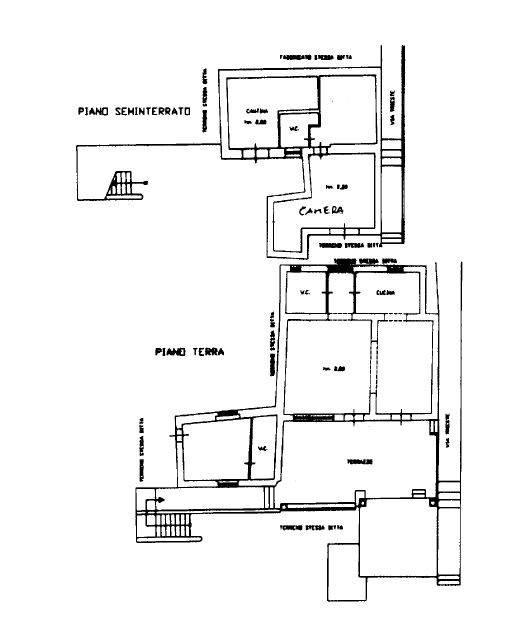 foto  Single family villa, good condition, 195 sq.m., Santa Marina Salina