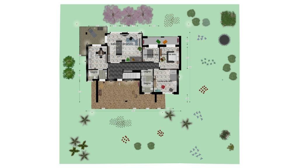 foto  Villa unifamiliare via Montà 30, Cellarengo